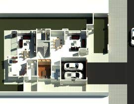 #36 for Interior/Exterior Design of existing Floor plan by ICONATION
