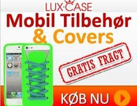 #76 untuk Banner Ad Design for Online shop selling mobile phone accessories oleh McFOX