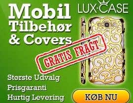 #78 untuk Banner Ad Design for Online shop selling mobile phone accessories oleh McFOX
