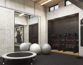 boyaputra92 tarafından 3D-Modelling a hobby cellar gym for product promotion için no 17