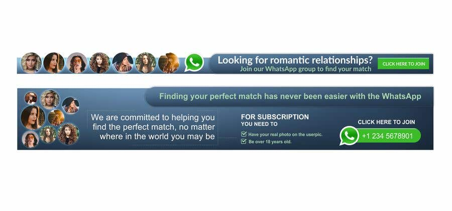 whatsapp dating page