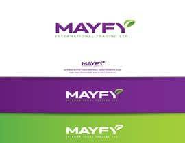 #279 for Mayfy International trading LTD. Logo Design 1A by Royal212