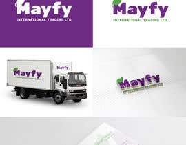 #284 for Mayfy International trading LTD. Logo Design 1A by samranali22