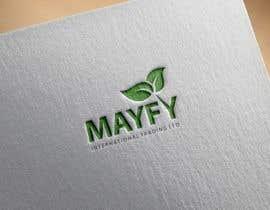 #258 for Mayfy International trading LTD. Logo Design 1A by AliveWork