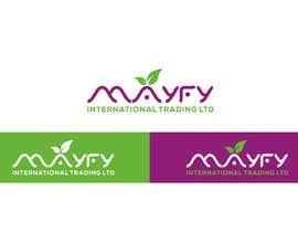#285 for Mayfy International trading LTD. Logo Design 1A by SrijanAdvt98267