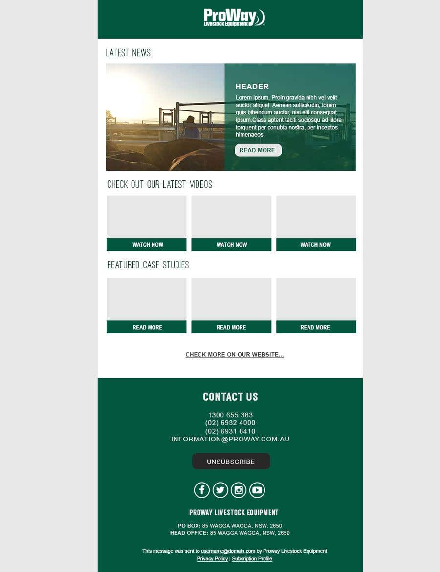 Entry 18 By Domadotomato For Develop An Easy To Use Template For A
