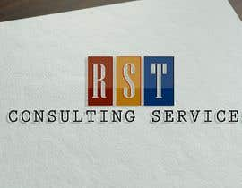 #30 for RST Consulting Services       This is the company name, feel free to use creative ideas to give corporate look and feel to brand the company. af adeebfl