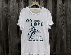 #61 for Design a T-Shirt for traveling lovers by Sakib659
