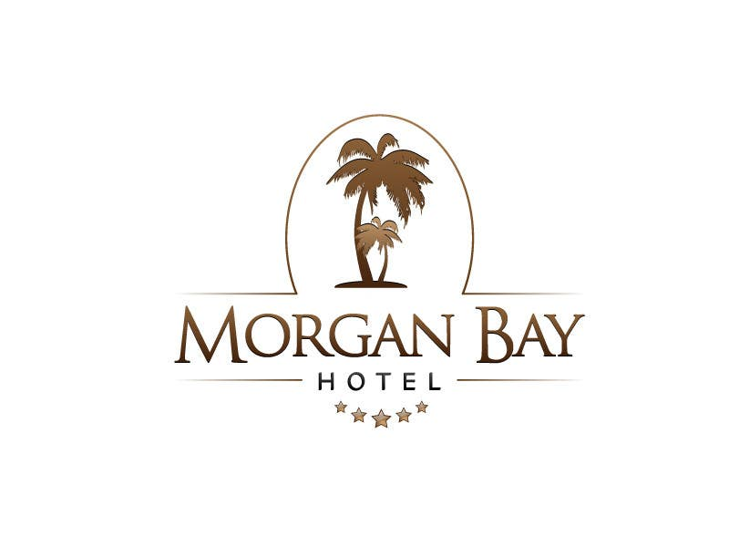 Konkurrenceindlæg #81 for Logo Design for Morgan Bay Hotel