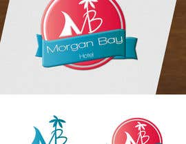 #36 para Logo Design for Morgan Bay Hotel por flowdesignmkt