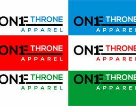 #32 for ONE Throne work out pants (logo) by isyaansyari