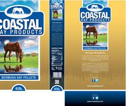 #25 para Print & Packaging Design for Coastal Hay Products, Inc. por jtmarechal
