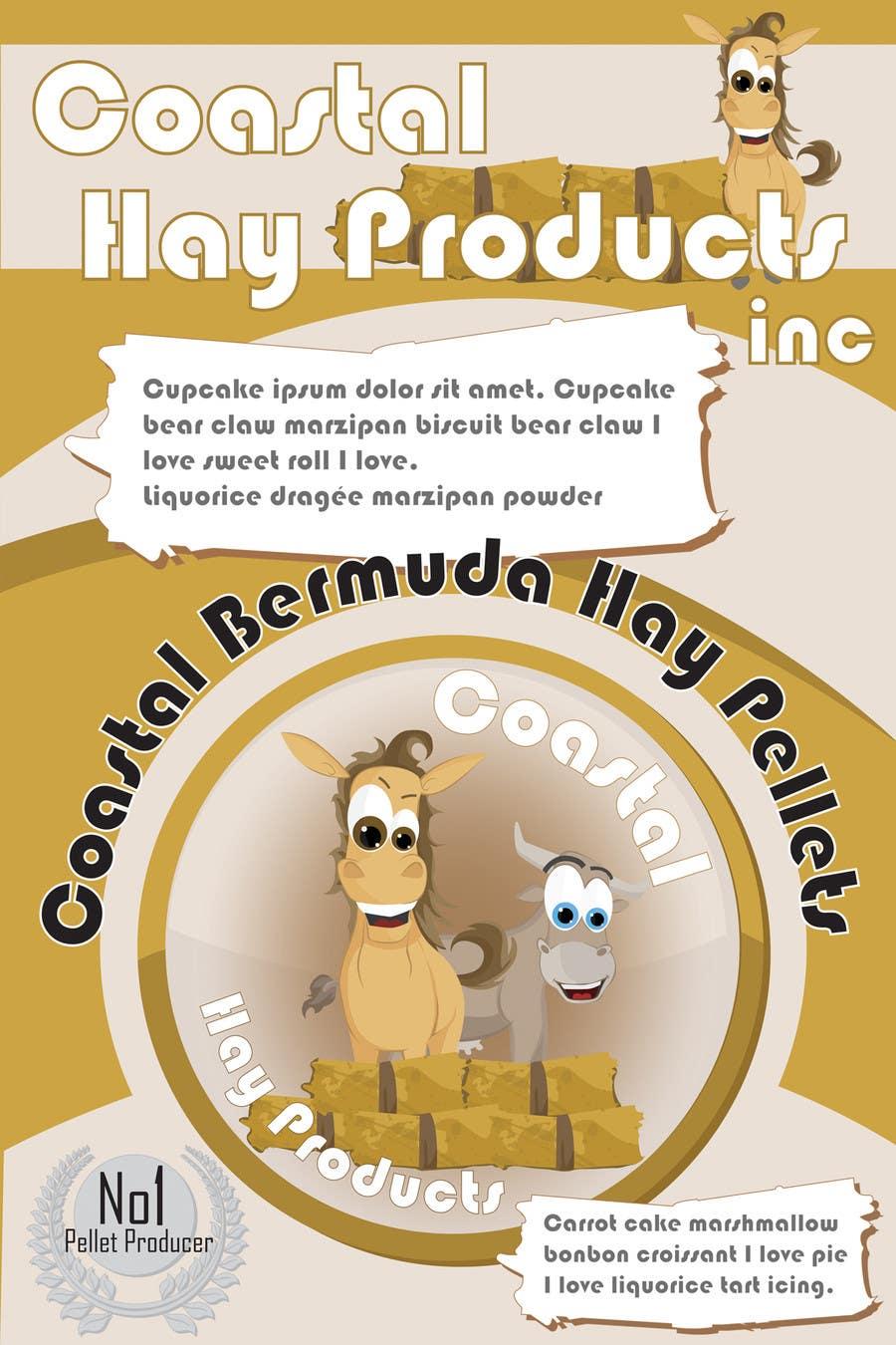 Inscrição nº                                         16                                      do Concurso para                                         Print & Packaging Design for Coastal Hay Products, Inc.