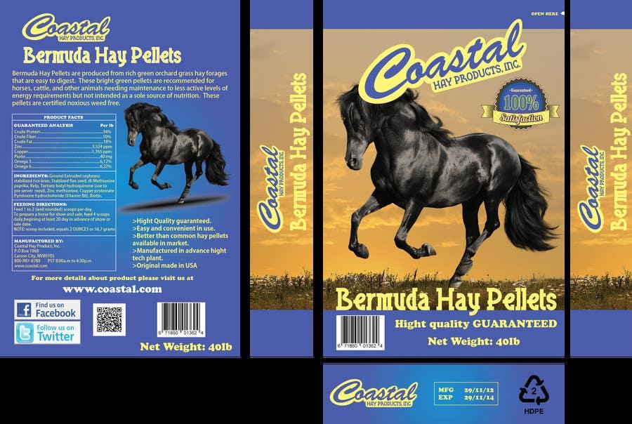 Inscrição nº                                         56                                      do Concurso para                                         Print & Packaging Design for Coastal Hay Products, Inc.