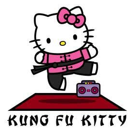 Image of                             Kung Fu Kitty
