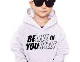 #60 untuk Graphic design slogan for hoodie/jumper oleh japinligata