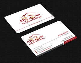 #77 for Looking for a modern and sleek stationary designed for non profit by kushum7070