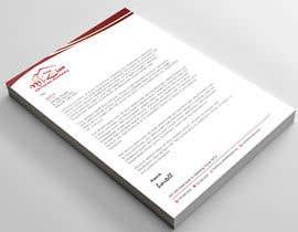 Nro 75 kilpailuun Looking for a modern and sleek stationary designed for non profit käyttäjältä husibulislam