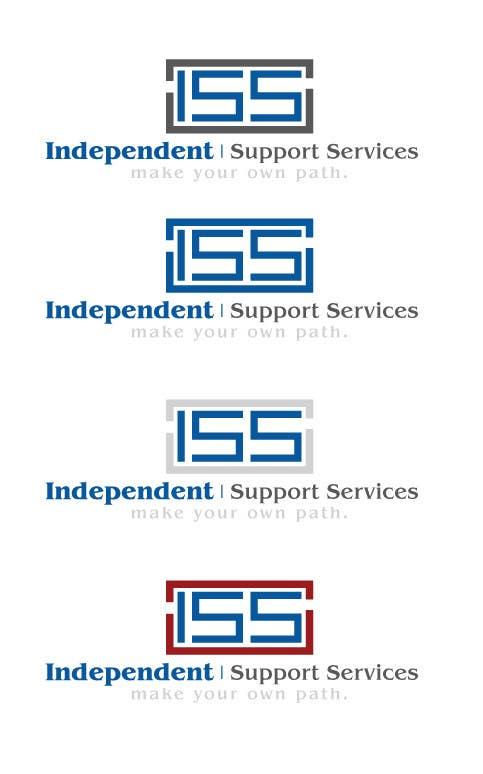 Bài tham dự cuộc thi #66 cho Logo Design for ISS