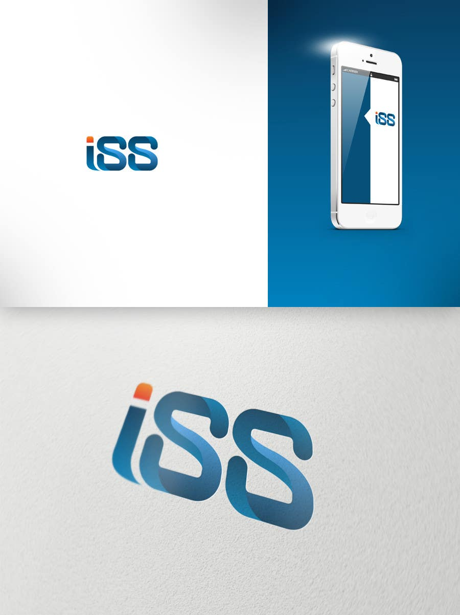 Proposition n°                                        31                                      du concours                                         Logo Design for ISS