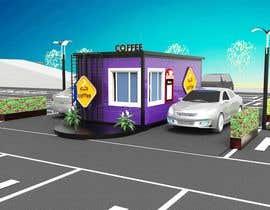 Číslo 28 pro uživatele Drive-Thru Container Cafe Restaurant od uživatele Arkhitekton007