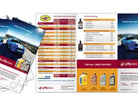 nº 18 pour Brochure Design for My Jiffy Lube par chengsad