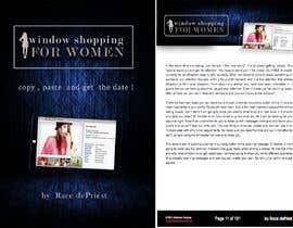 nº 6 pour Redesign My EBOOK par markjonson57