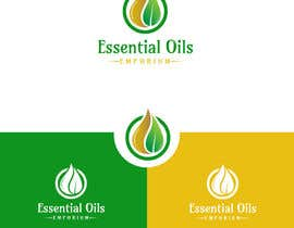 #39 for Essential Oils Emporium Logo by JA838