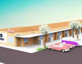 Arkhitekton007 tarafından Small Motel Lobby & Staff Offices için no 6