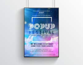 #42 for Poster - Pop Up Festival of Music, Food and Art by Experttdesigner