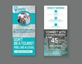 Nro 19 kilpailuun Design a Flyer for a travel startup käyttäjältä sharminsnigdha