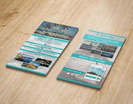 Nro 6 kilpailuun Design a Flyer for a travel startup käyttäjältä masudhridoy