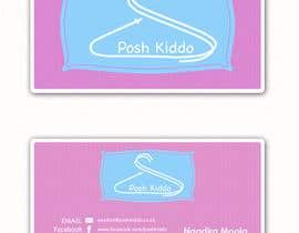 #15 cho Design Business Card & Logo for Posh Kiddo bởi annagerasimova09