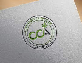 #195 para A new logo for our Florida Cannabis Doctors clinic  Name is Cannabis Clinics Of America por Designart009