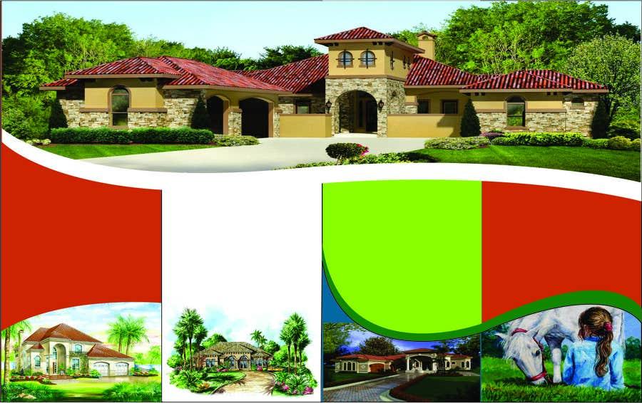 Bài tham dự cuộc thi #                                        12                                      cho                                         Design a Brochure for Real Estate