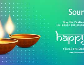#25 for Design a Banner for Diwali by chandraprasadgra