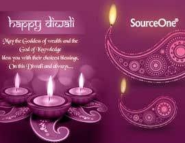 #7 for Design a Banner for Diwali by multicerveprint