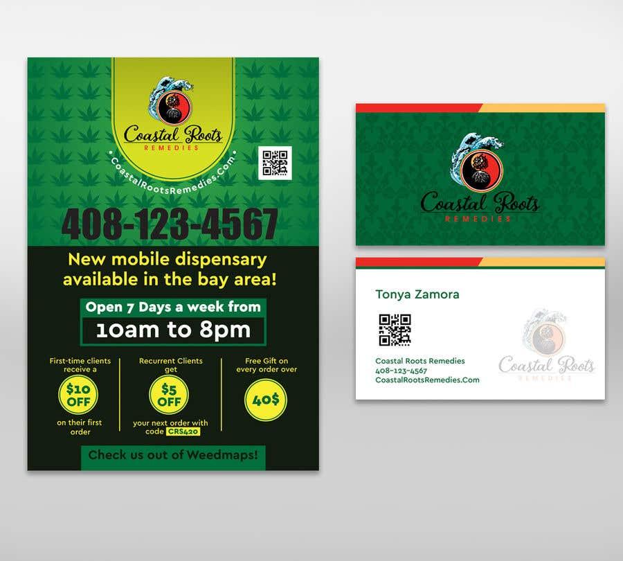 Design a flyer & business card! (RECURRENT) (FAST TURNAROUND) (QUICK ...