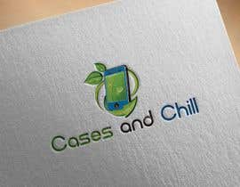 #202 untuk We need a logo for Cases and Chill oleh shovonkhanbd