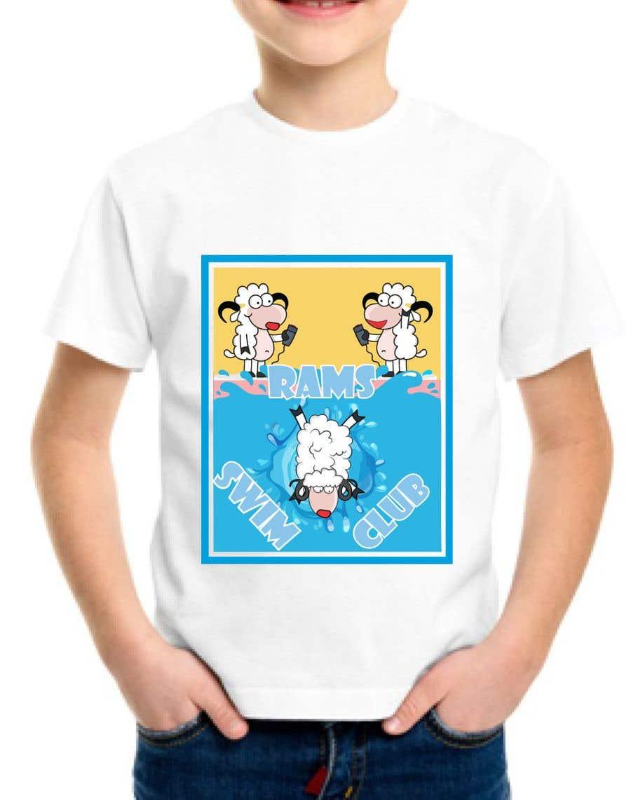 Inscrição nº 11 do Concurso para Design a T-Shirt