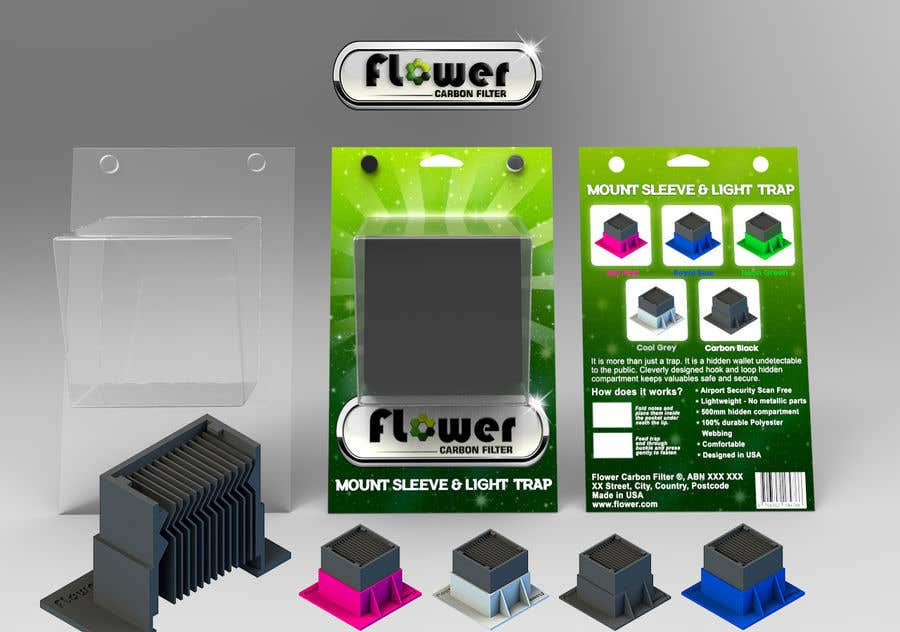 Entry #39 by Geeth979 for Blister Packaging - Marketing Card