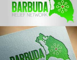 #16 untuk I need a logo designed for my company Barbuda Relief Network which is a non profit humanitarian organization working to rebuild the island of Barbuda after hurricane Irma. oleh giuliachicco92