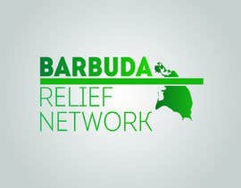 #7 untuk I need a logo designed for my company Barbuda Relief Network which is a non profit humanitarian organization working to rebuild the island of Barbuda after hurricane Irma. oleh lukab9