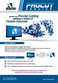 #107 for Advertisement Design for A. Proctor Group Ltd by whizzdesign