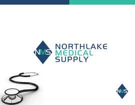 nº 80 pour Logo Design for Northlake Medical Supply par RBM777