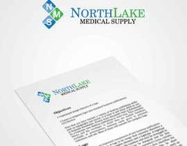 #19 untuk Logo Design for Northlake Medical Supply oleh IzzDesigner