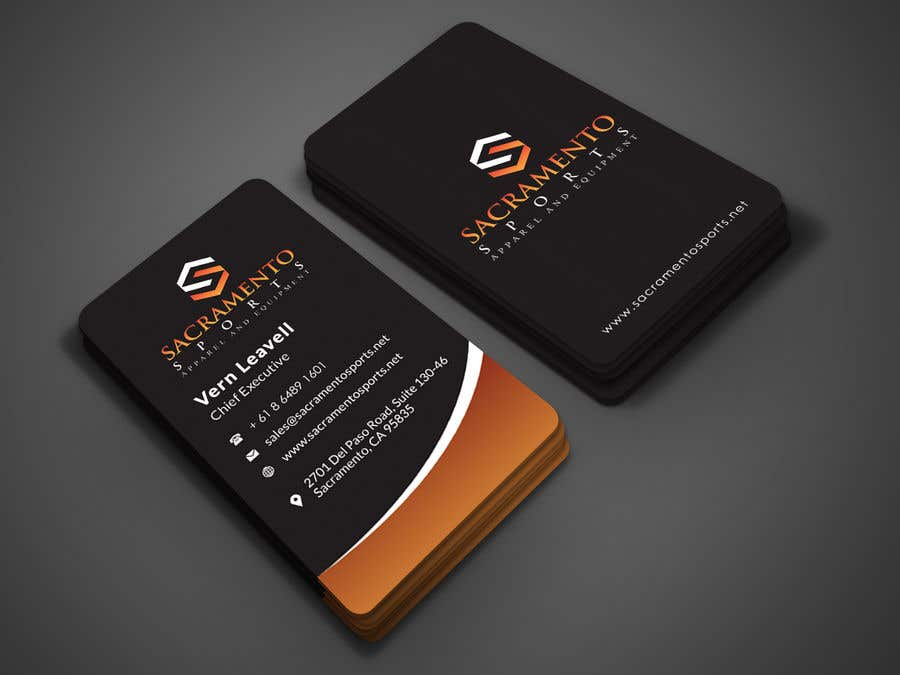 Entry 9 by safiqul2006 for need custom business cards designed for contest entry 9 for need custom business cards designed for sports business colourmoves