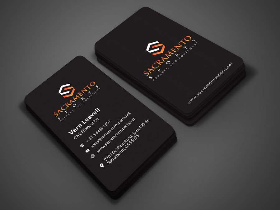 Entry #10 by safiqul2006 for Need Custom Business cards Designed for ...