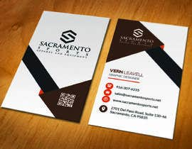 #17 for Need Custom Business cards Designed for Sports Business af safiqul2006