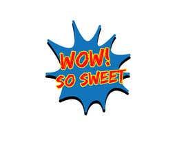 Nro 12 kilpailuun Design a logo for a new sweetener brand käyttäjältä crazyteoh